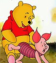 Winnie Pooh with friends orgy