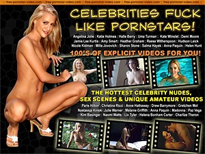 Free Celebrity Porn Archive